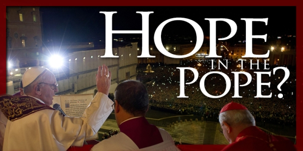 hope in the pope