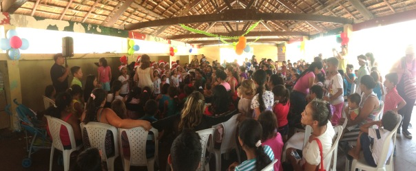 Thank you for blessing a Colombian Child this Christmas!