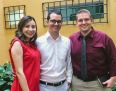 I was able to marry another young couple in our church. Congratulations, Alberto & Natalí!