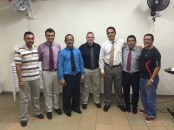 Missions conference guests from our church & others in Colombia, Venezuela, and Peru.