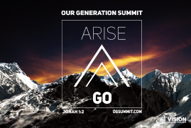 Make plans to join our family at the Our Generation Summit in Ohio on December 28-29. More info at: ogsummit.com